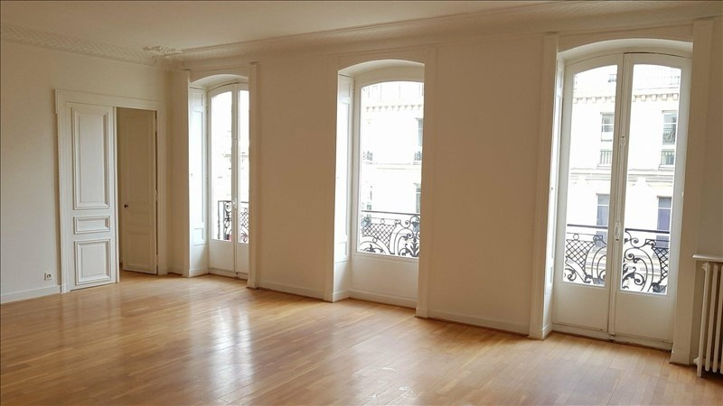 Rental apartment Paris 8ème 3 220€ CC - Picture 1