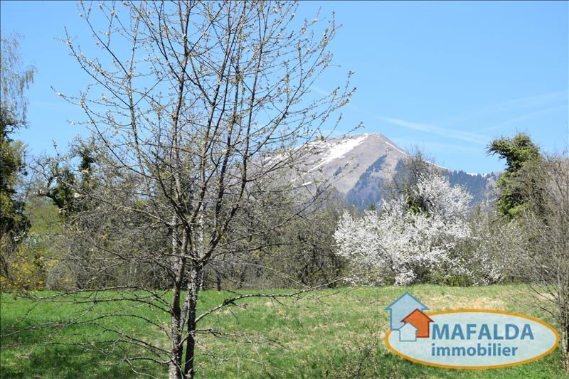 Vente terrain Mont saxonnex 110000€ - Photo 1