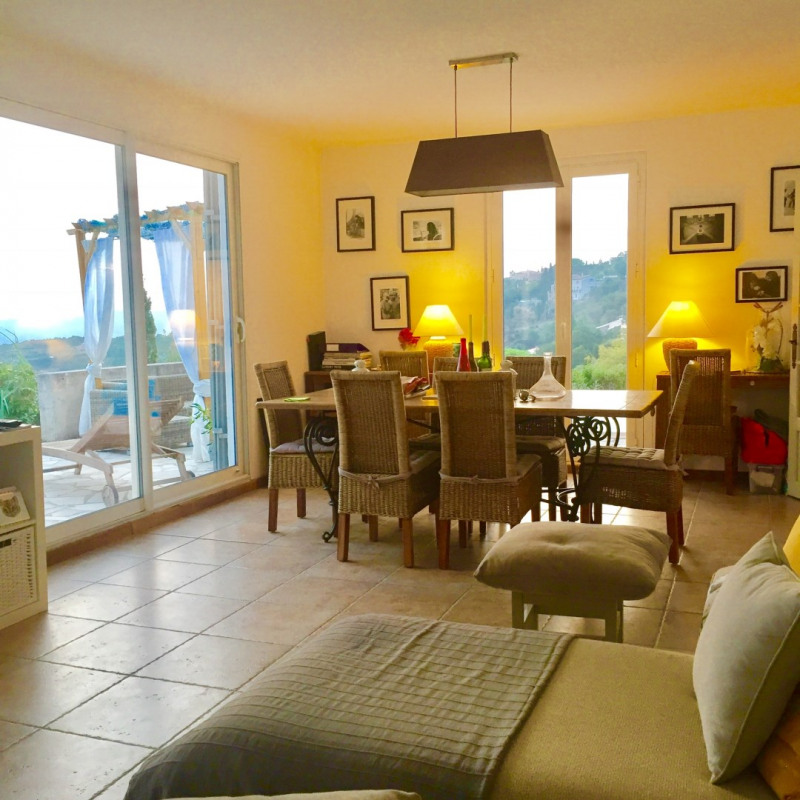 Vacation rental house / villa Les issambres 1770€ - Picture 16