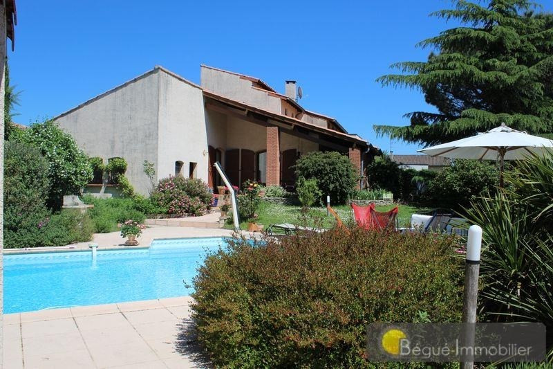 Vente maison / villa Pibrac 528000€ - Photo 1