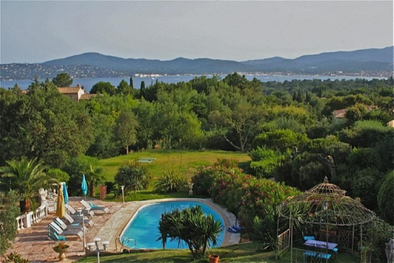 Vente de prestige maison / villa Grimaud 3150000€ - Photo 1