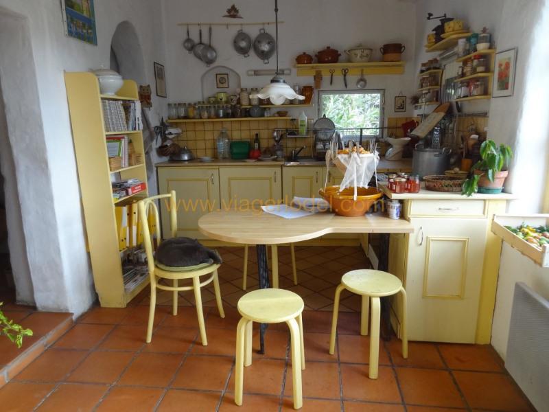 Vitalicio  casa Saint-ambroix 240000€ - Fotografía 19