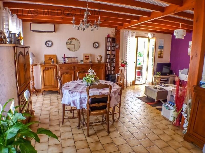 Vente maison / villa Jau dignac et loirac 158000€ - Photo 5