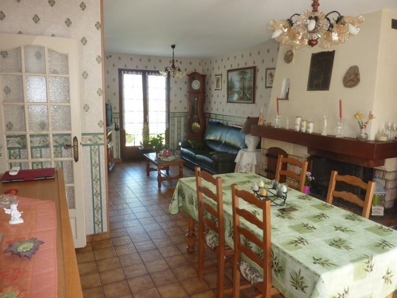 Vente maison / villa Crepy en valois 252000€ - Photo 2