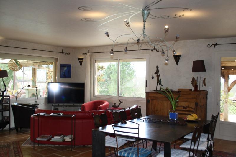 Sale house / villa Campagne 409500€ - Picture 6