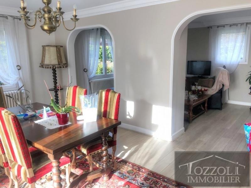Sale house / villa La verpilliere 270000€ - Picture 2