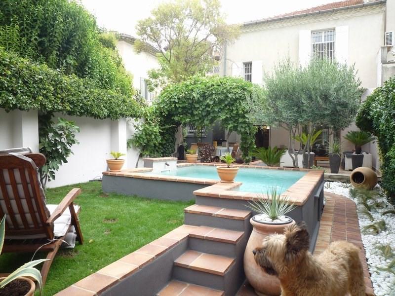 Vente maison / villa Orange 385000€ - Photo 2