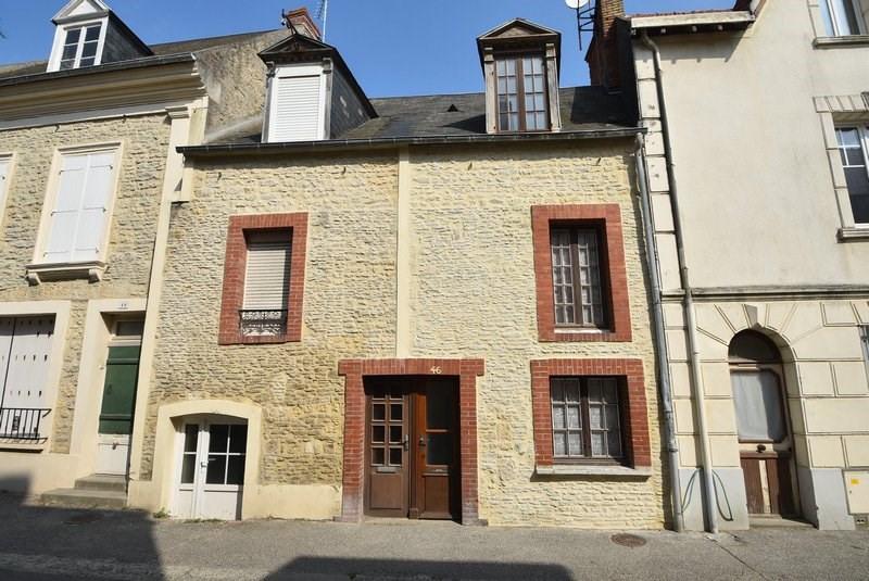 Sale house / villa Grandcamp maisy 86150€ - Picture 2