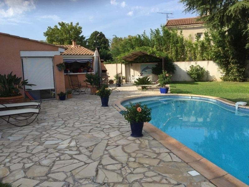 Deluxe sale house / villa Lunel 892 500€ - Picture 2