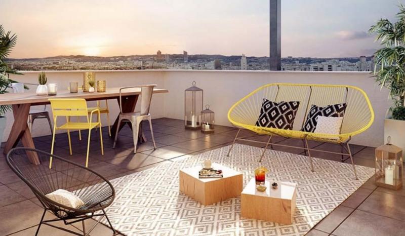 Sale apartment Villeurbanne 465900€ - Picture 3