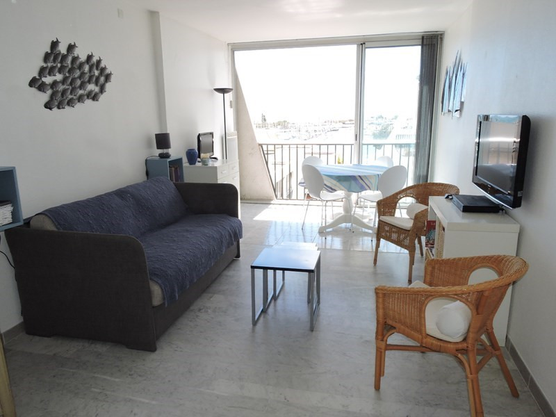 Location vacances appartement La grande motte 325€ - Photo 2