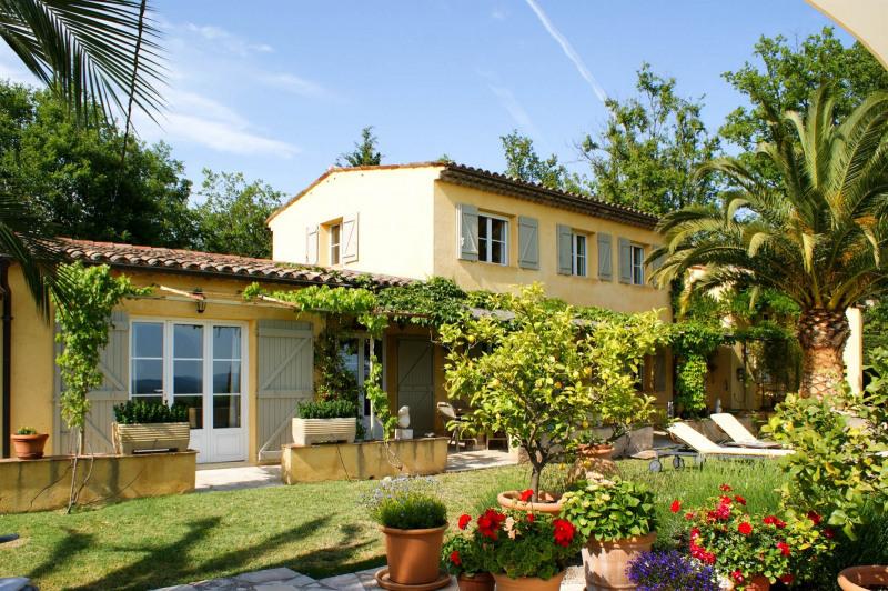 Revenda residencial de prestígio casa Fayence 995000€ - Fotografia 1