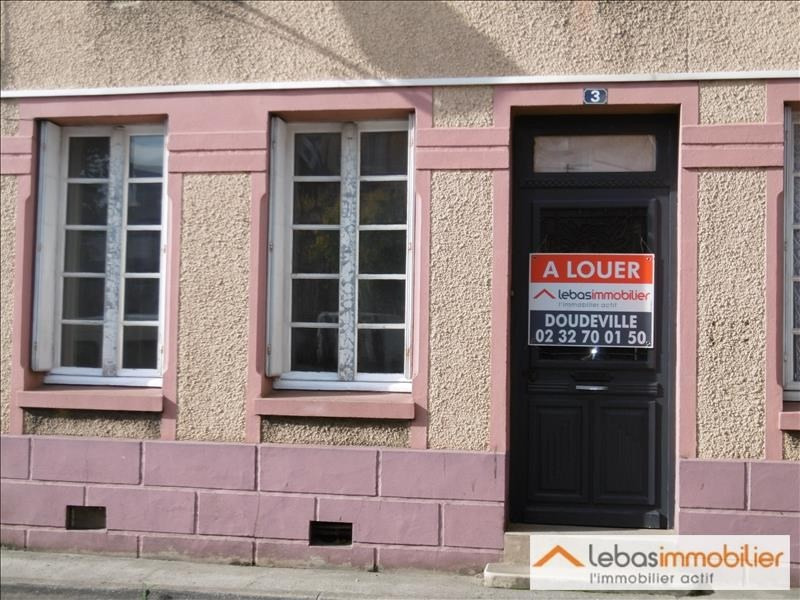 Location appartement Doudeville 385€ CC - Photo 1