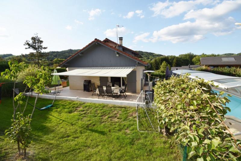 Vente de prestige maison / villa Epagny metz tessy 580000€ - Photo 1