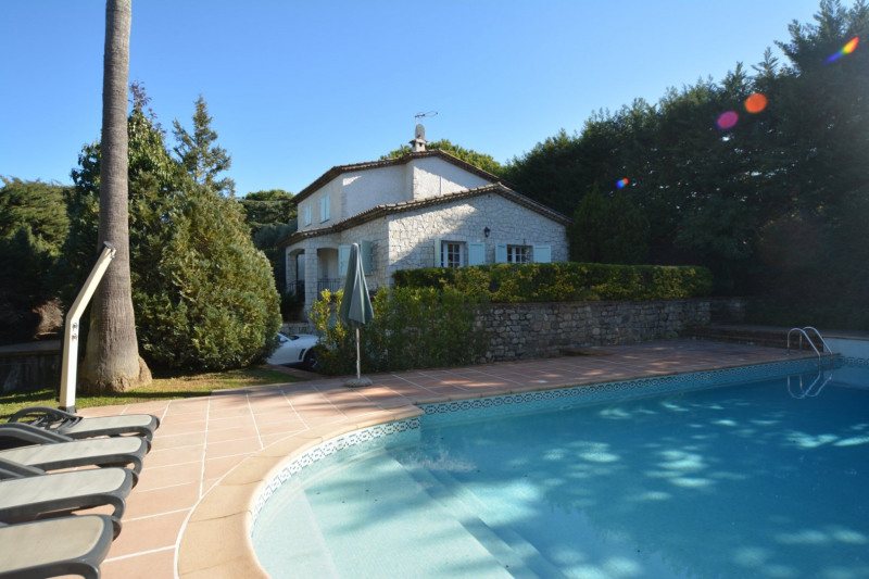 Verkauf von luxusobjekt haus Antibes 895000€ - Fotografie 3