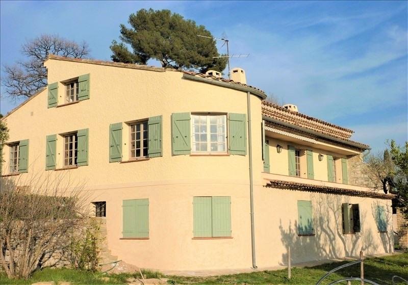 Vente de prestige maison / villa Le castellet 1050000€ - Photo 1