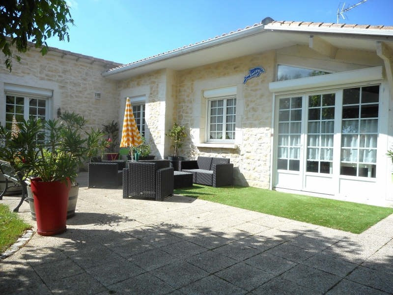 Sale house / villa St palais sur mer 499200€ - Picture 2