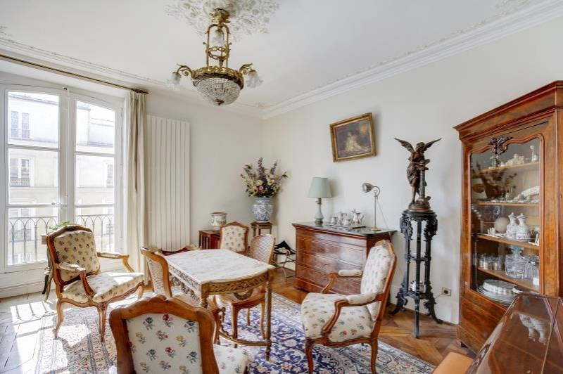 Vente appartement Versailles 820 000€ - Photo 2
