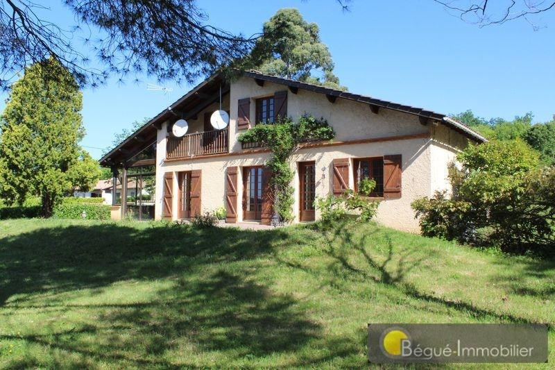 Sale house / villa 3 mns leguevin 329 000€ - Picture 1