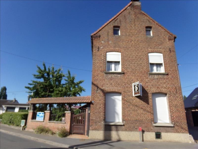 Sale house / villa Estrees 161795€ - Picture 1
