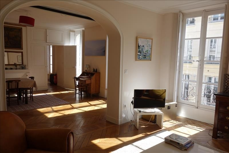 Rental apartment Versailles 3100€ CC - Picture 1
