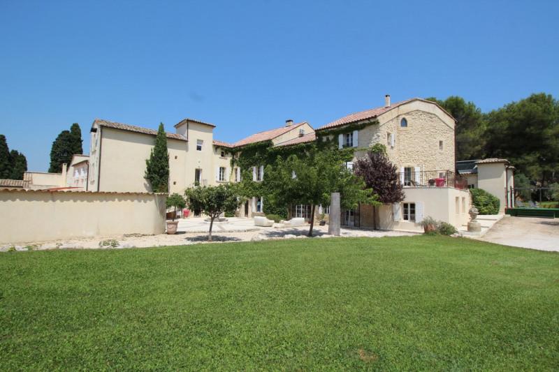 Vente de prestige maison / villa Vedene 1899000€ - Photo 1