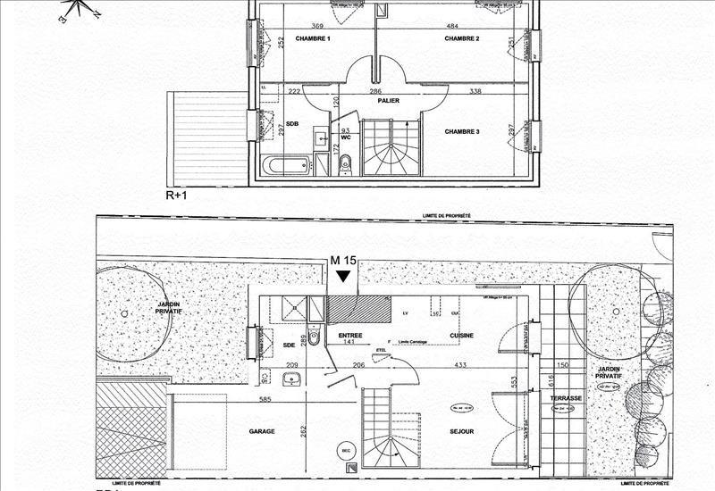 Vente maison / villa Lagny sur marne 355000€ - Photo 2