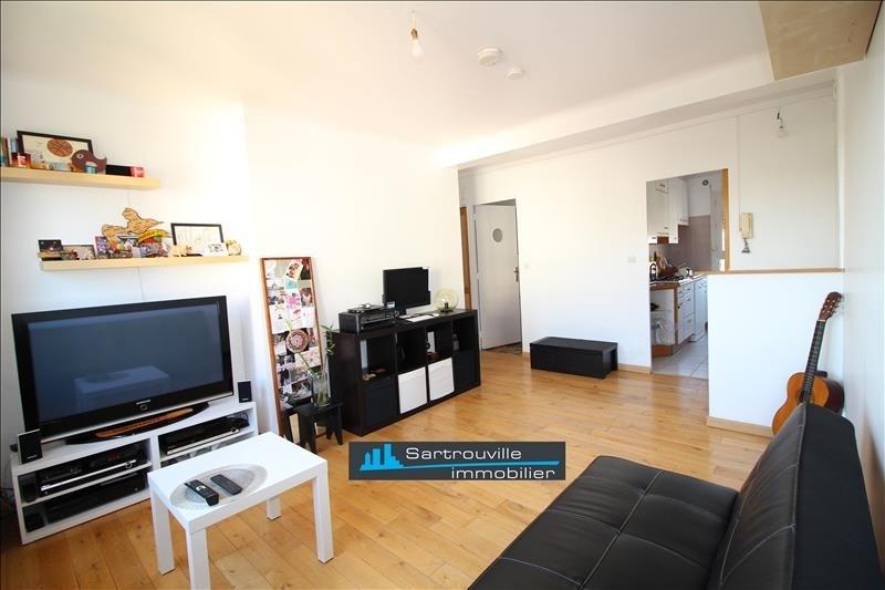 Vente appartement Sartrouville 215000€ - Photo 1