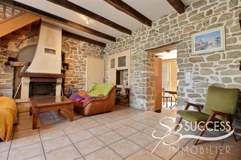 Sale house / villa Merlevenez 122250€ - Picture 2