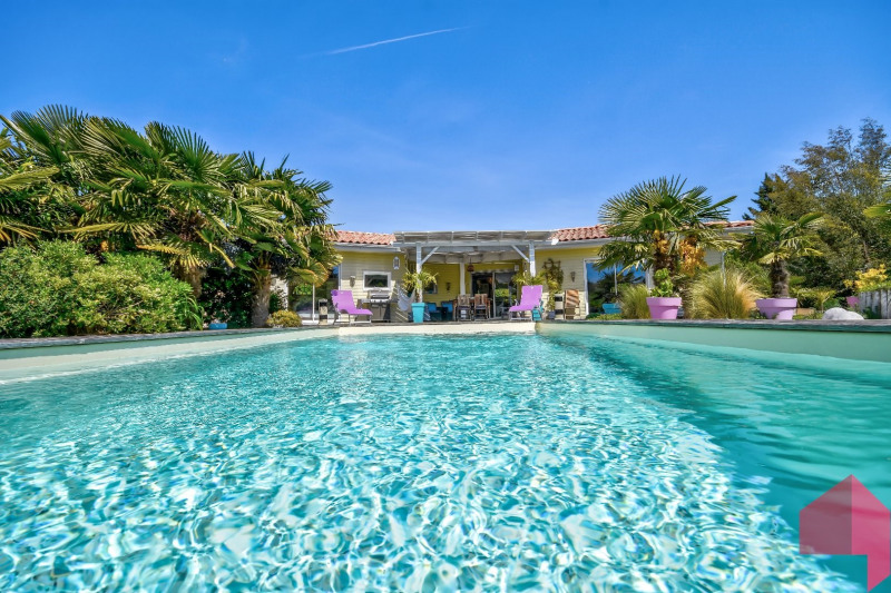 Vente maison / villa Ayguesvives 465000€ - Photo 1