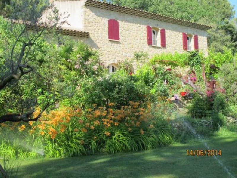 Verkauf von luxusobjekt haus Rognes 878000€ - Fotografie 6
