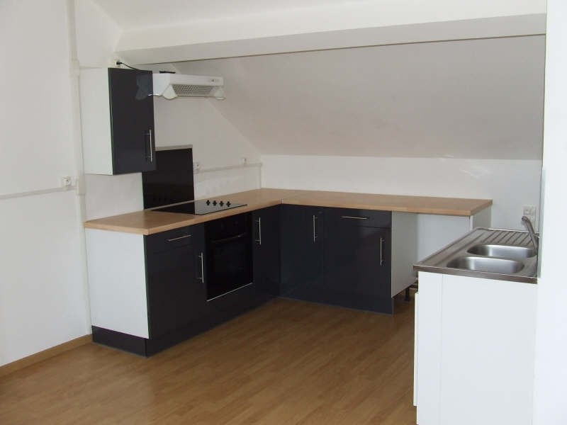 Location appartement Avesnes sur helpe 490€ CC - Photo 1
