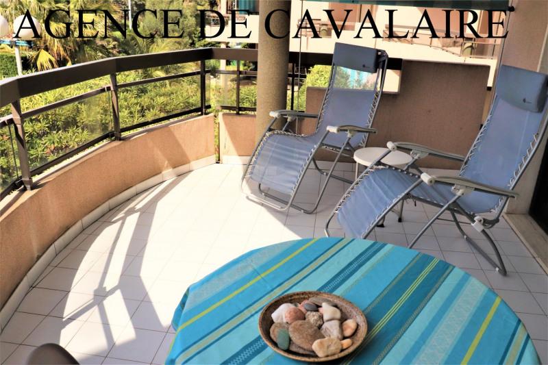 Vacation rental apartment Cavalaire sur mer 500€ - Picture 3