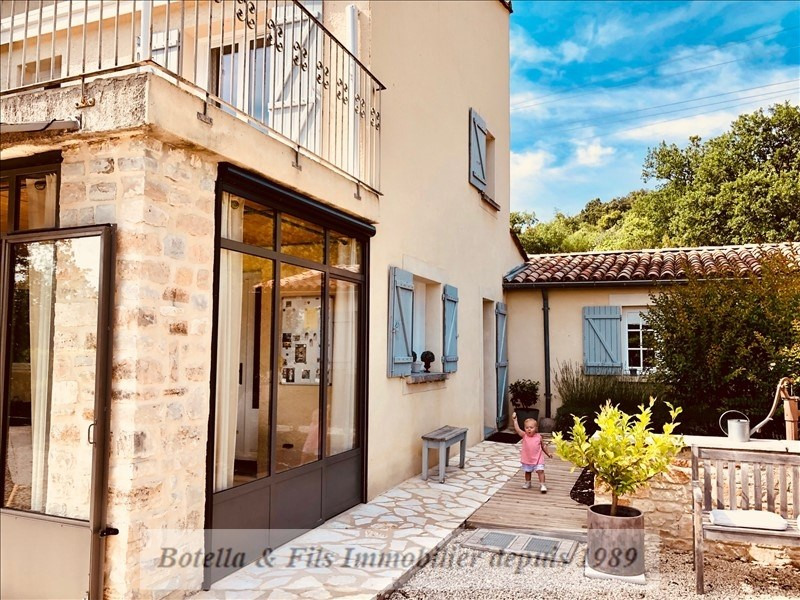 Vente de prestige maison / villa Goudargues 649 000€ - Photo 12