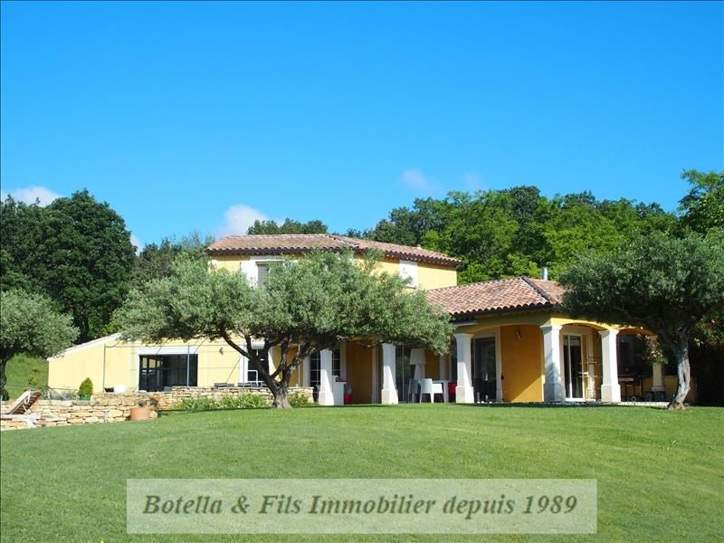 Deluxe sale house / villa Uzes 789 500€ - Picture 12