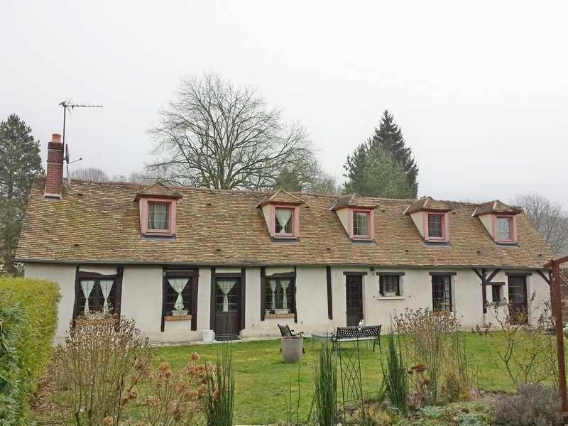 Vente maison / villa Gisors 218280€ - Photo 1