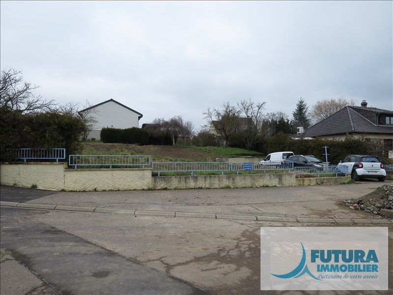 Vente terrain Courcelles chaussy 105 000€ - Photo 1