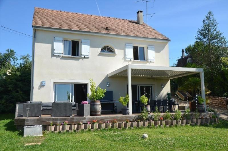 Sale house / villa Fontaine le port 499000€ - Picture 1