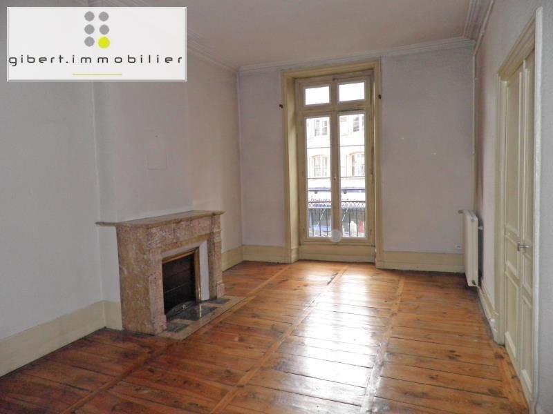 Rental apartment Le puy en velay 574,79€ CC - Picture 3