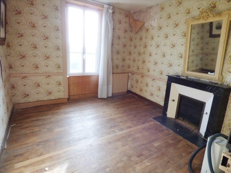Sale house / villa St georges de reintembault 60000€ - Picture 9