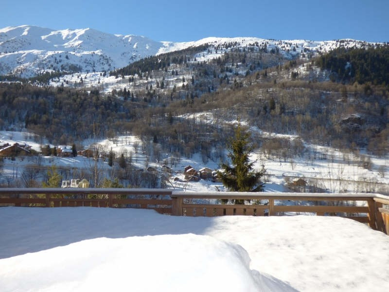 Vente appartement Meribel 495 000€ - Photo 3