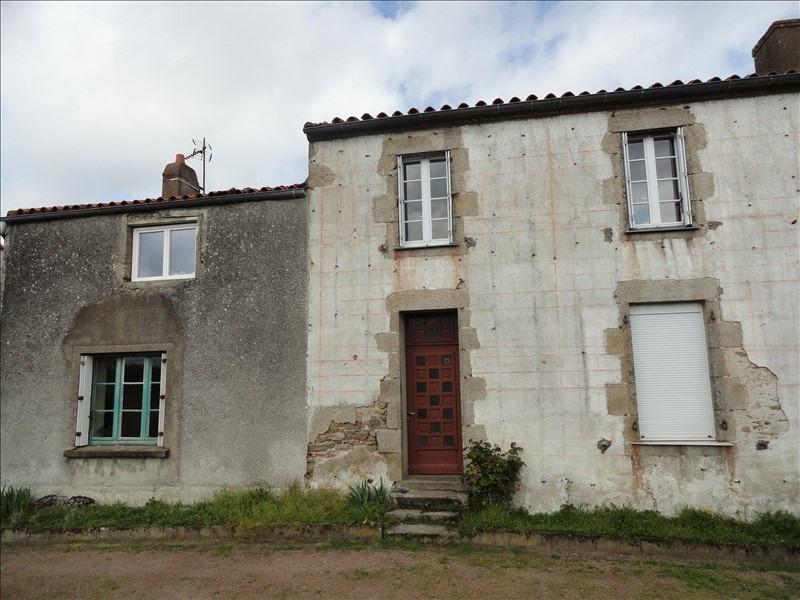 Sale house / villa Boussay 162900€ - Picture 4