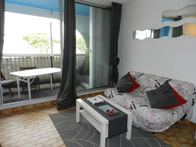 Vendita appartamento La grande motte 93000€ - Fotografia 2