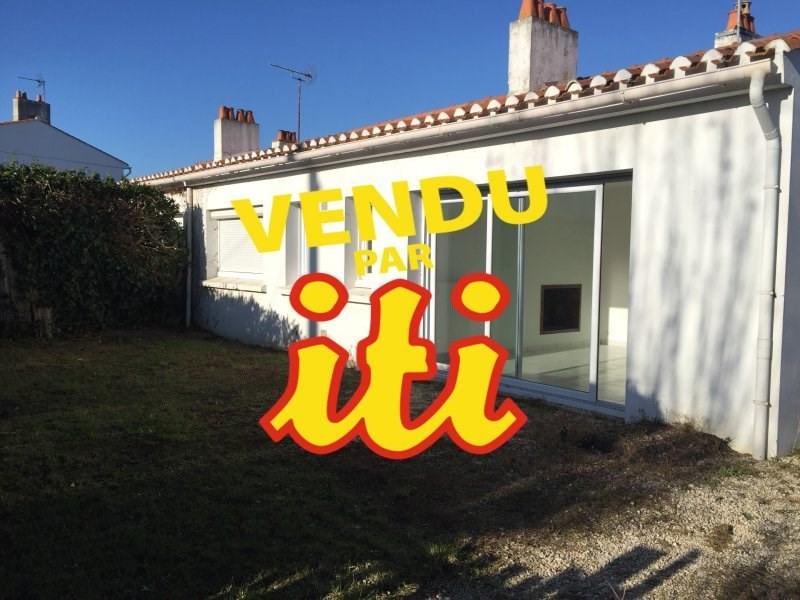 Sale house / villa Les sables d olonne 214000€ - Picture 1