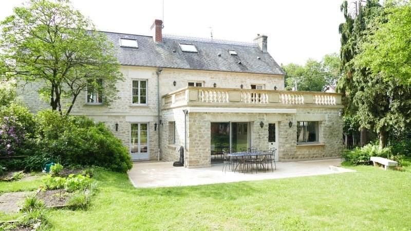 Vente maison / villa Chamant 970000€ - Photo 2