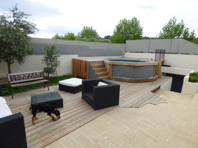 Vente maison / villa La bouilladisse 298000€ - Photo 1