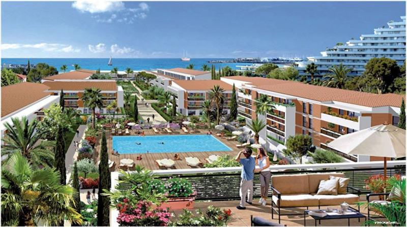 Sale apartment Villeneuve loubet 358000€ - Picture 1