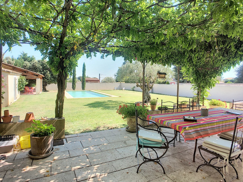 Sale house / villa Rochefort du gard 499 000€ - Picture 2