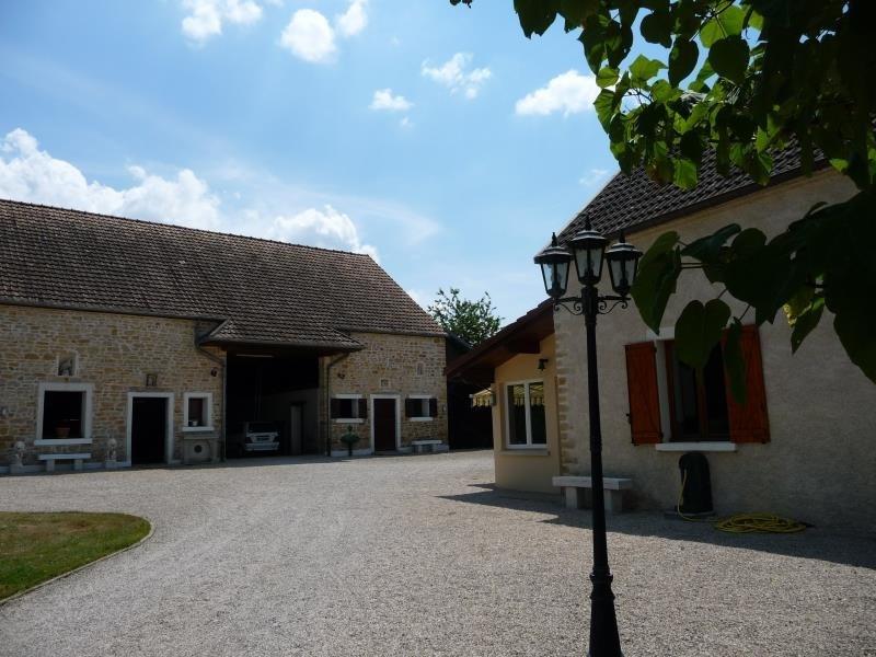 Vente maison / villa St jean de losne 420000€ - Photo 1