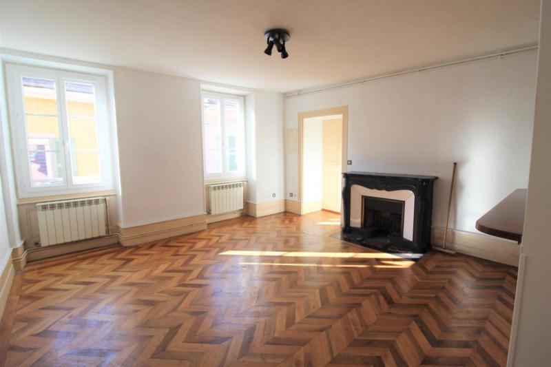 Verkoop  appartement Voiron 135000€ - Foto 3